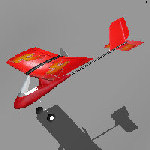 Parkflyer BeginAir 4ch plane