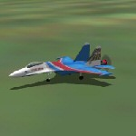 Nelson SU-27 Flanker