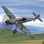 ParkZone Bf-109G Messerschmitt