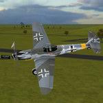 ParkZone Bf 109G