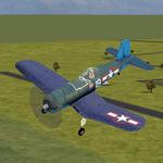 ParkZone F4U Corsair