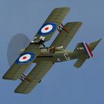 ParkZone RAF SE-5a WWI warbird